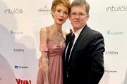 Телеведущая Елена-Кристина Лебедь – об отношениях с вице-премьер-министром:  В моей душе наступила полная труба