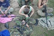 Наставник подростков из  боевого  лагеря:  Мы не учим убивать, а учим, как не стать убитыми