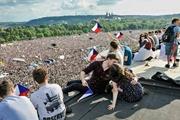 Крупнейшие протесты в Чехии устроили студенты:  Самому молодому из нас лет 17