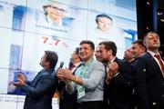 Ночь в штабе  Слуги народа : Разумков поздравил маму, а Зеленский огорчил Луценко
