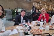 Первый пресс-марафон Зеленского: онлайн