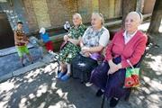Сколько украинским пенсионерам нужно для счастья