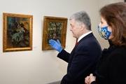 Галерист Леонид Комский: Порошенко - классический собиратель искусства. Ему хочется слышать слова восхищения