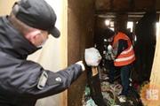 Как мы с полицией и коммунальщиками очищали квартиры от мусора