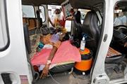 Индия охвачена огнем  короны : медики не справляются, людям не хватает кислорода