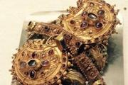 250 кг золота в могиле скифской царицы или Новый триумф черных археологов