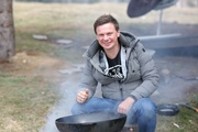Дмитрий Комаров - о съемках в Украине: Покажем романтический семейный отдых на необитаемом острове