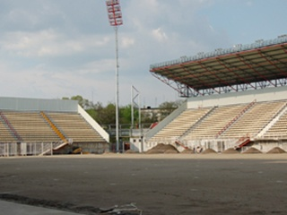 Стадион отдадут за 1 гривну