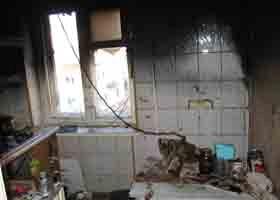 В Харьковской области взорвался дом