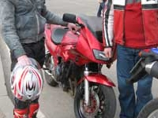 Харьковские байкеры безопасность ценят выше скорости