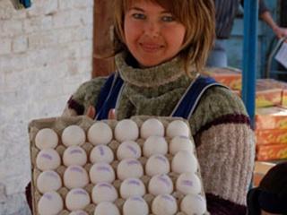 К Пасхе яйца подорожают на гривну
