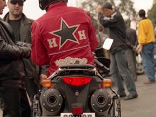Не убивайте мотоциклистов!