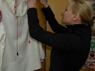 Как сделать вышиванку своими руками