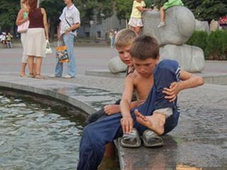 Кто травит наши фонтаны