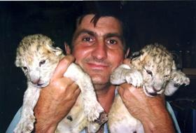 В бердянском зоопарке родились львята
