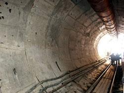 Строительство метро на Алексеевку приостановили?
