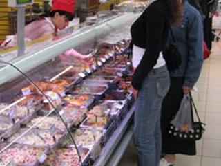 Горожан травят в супермаркетах