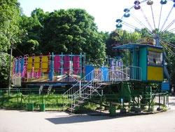 Что можно строить в парке Горького