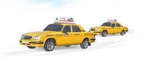 За посадку в такси придется заплатить 12 гривен