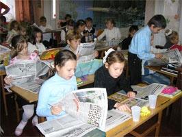 Лучшие учителя города получили подарки от «Комсомолки»