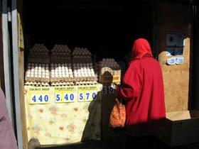 Яйца дороже, чем перед Пасхой