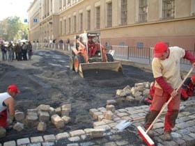 Наши дороги ремонтируют иностранцы