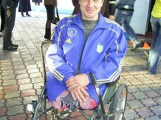 В Лозовой инвалиды собираются мыть земляков