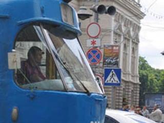 Центр города парализовали пробки