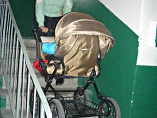 Один день во Львове с детской коляской