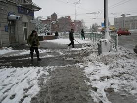 Харьков накроют циклоны