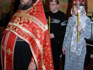 В запорожском СИЗО сыграли свадьбу