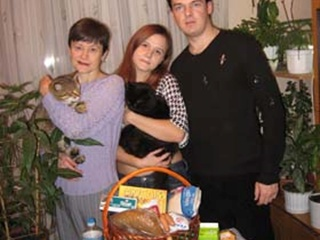 ...И семья из Харькова