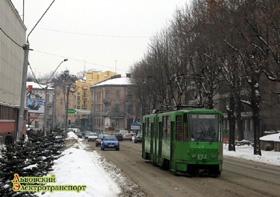 Проезд в трамваях дорожает