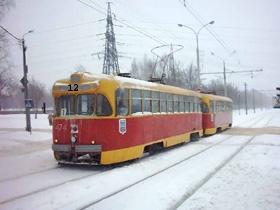 «12-й» трамвай меняет маршрут