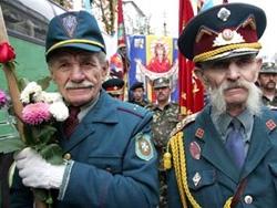 Ветеранам УПА увеличили  пенсии