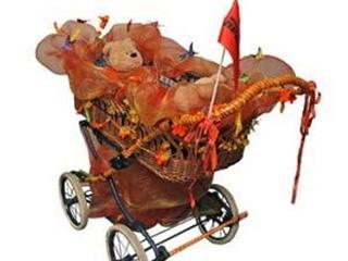 В Киеве пройдет первый Парад детских колясок