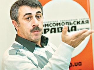 Стань участником телепередачи «Школа доктора Комаровского!» <font color=red>[Объявлен победитель]</font>