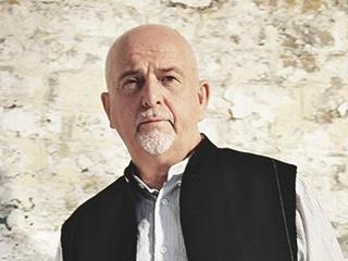 В Киев едет Peter Gabriel!  Комсомолка  разыгрывает билеты!