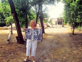 Под Киевом  принесли в жертву  дом Максима Рыльского