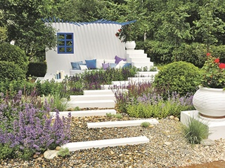 5 главных законов дизайна для любого сада