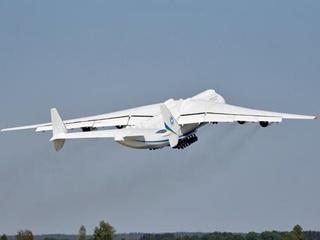 Самый большой в мире самолет возвращается в Украину