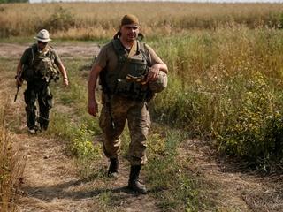 1 сентября в Донбассе замолчали пушки