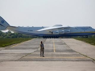 Антонов  исключил передачу Китаю прав на  Мрию
