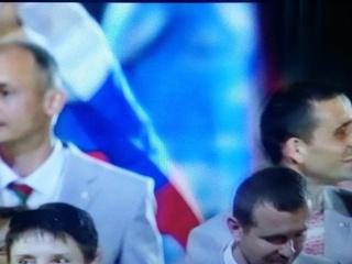 Скандал на Паралимпиаде: белорусские спортсмены принесли на открытие флаг России