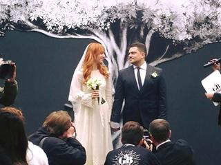 Светлана Тарабарова выходит замуж на ВДНХ