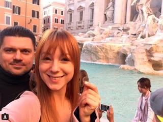 Тарабарова показала, как проходит ее медовый месяц