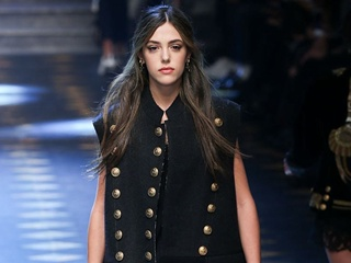Сын Памелы Андерсон и дочки Сталлоне блеснули на показе Dolce&Gabbana