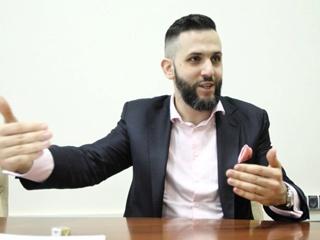 Первый заместитель министра Минэкономразвития Максим Нефедов обиделся за обезьяну?