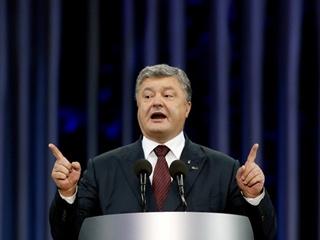 Порошенко:  Украина сейчас наиболее еврооптимистичная нация в Европе
