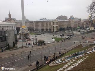 Для музея Революции Достоинства часть улицы сделают пешеходной